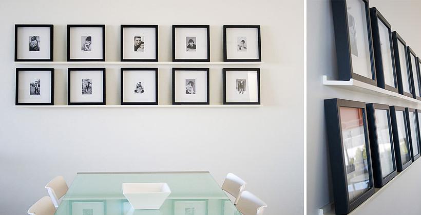 Des idées pour décorer ses murs, épisode 1 : cadres et photos ...
